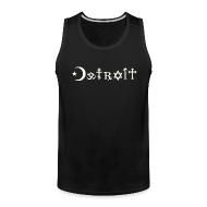 Tank Tops ~ Men's Premium Tank Top ~ Diverse Detroit