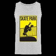 Sportswear ~ Men's Premium Tank ~ RollerDerbySkatePark Tank