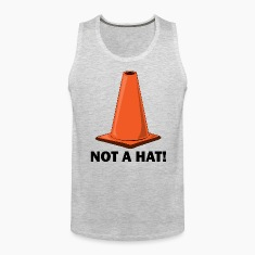 NOT A HAT Tank top