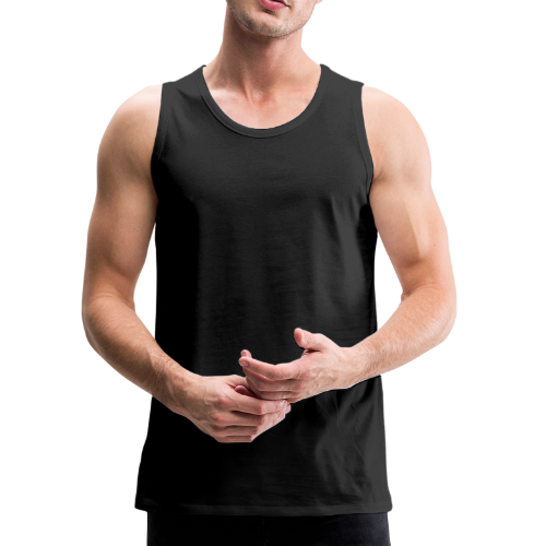 Plain Choose Your Color - Men's Premium Tank
