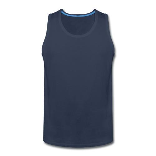 Mens Performance T-Shirt - Plain - Men's Premium Tank