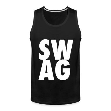 SWAG Tanktop Sleeveless Shirt