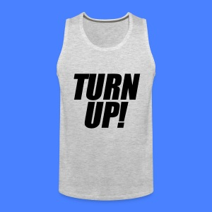 Turn Up T-Shirts - stayflyclothing.com - Men's Premium Tank