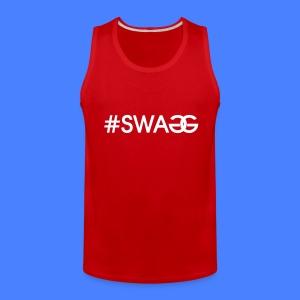 #SWAGG T-Shirts - stayflyclothing.com - Men's Premium Tank
