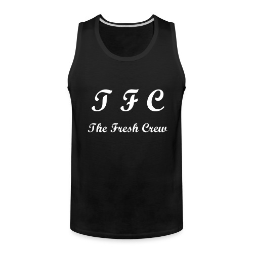 The Fresh Crew Tank - Men's Premium Tank