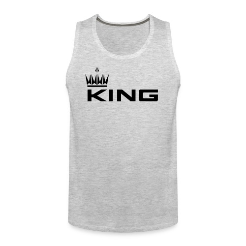 Official Pharaoh Apparel King Tank top - Men's Premium Tank