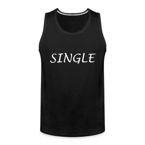 Single Tank Top - Men's Premium Tank
