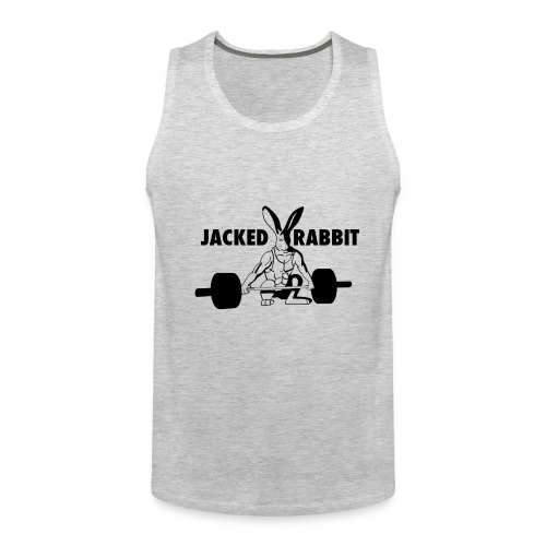 Jacked Rabbit Tank - Men's Premium Tank