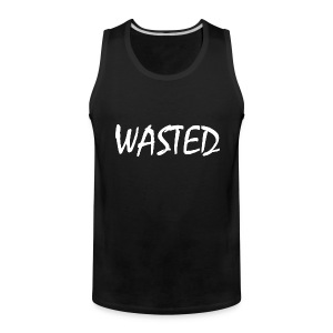 Wasted Tank Top - Men's Premium Tank