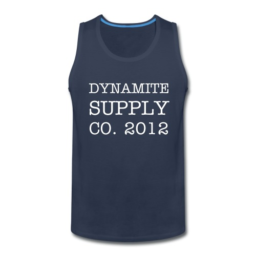 Dynamite Supply Co. Wifebeater - Men's Premium Tank
