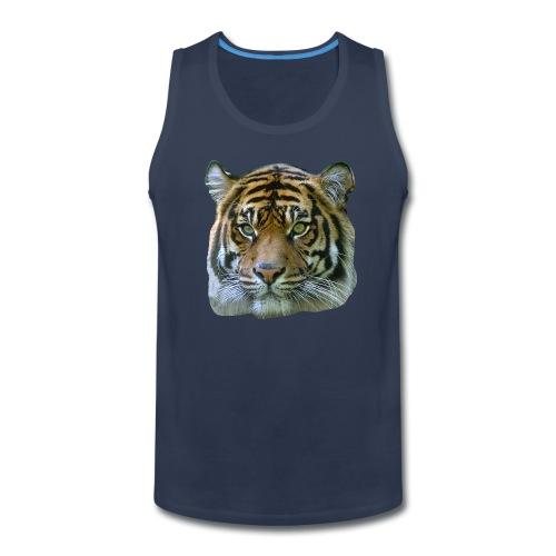 Tiger Head - Men's Premium Tank