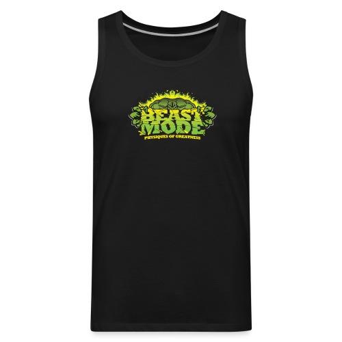 Beastmode Beast Green TANK - Men's Premium Tank