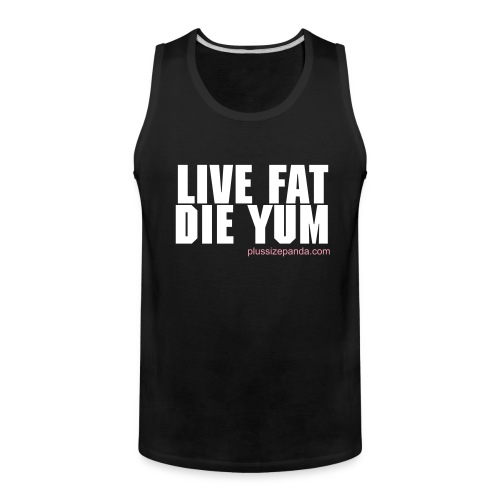 USE THIS FOR WOMEN'S PLUS - Men's Premium Tank