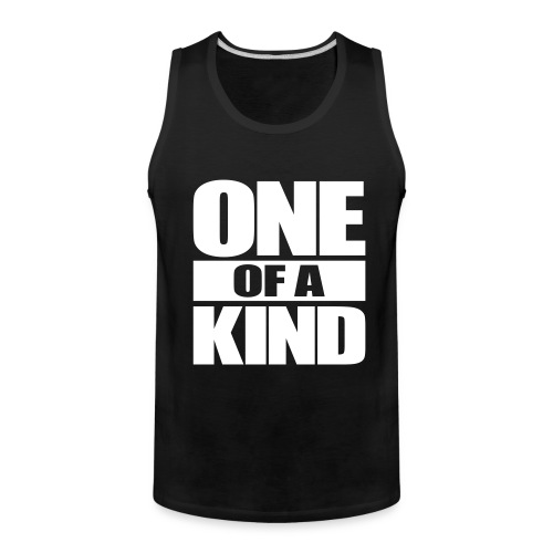 G-Dragon - One of a Kind Vector - Men's Premium Tank