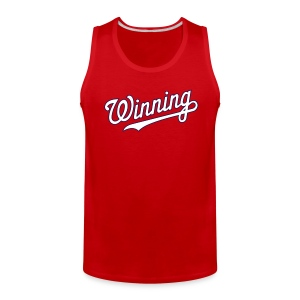 Nats Winning Tank - Red - Men's Premium Tank