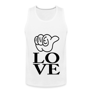 One Love - Men's Premium Tank
