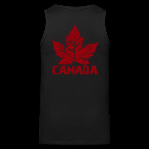 Cool Canada Souvenir Shirt Men's Canada Tank Top - Men's Premium Tank