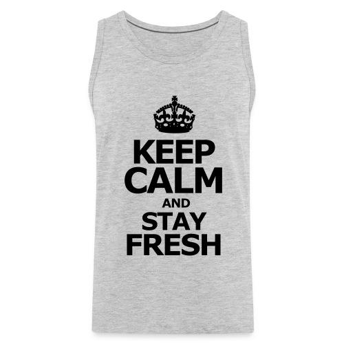 keep calm - Men's Premium Tank