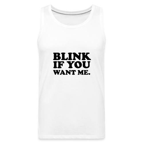 Blink - Men's Premium Tank