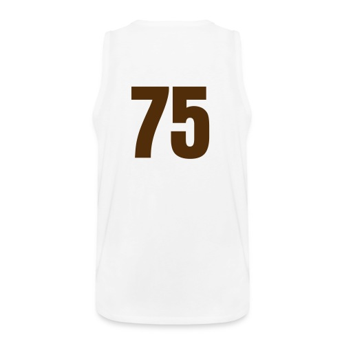 Kean 75 (Number On Back Also) - Men's Premium Tank