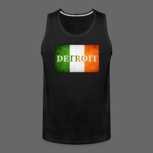 Detroit Irish Flag - Men's Premium Tank
