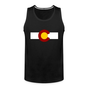Vintage Colorado - Men's Premium Tank