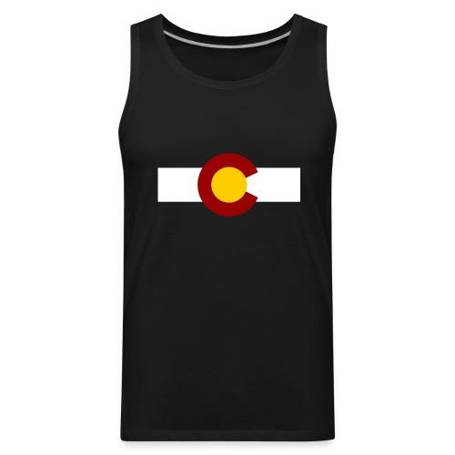 Vintage Colorado - Men's Premium Tank