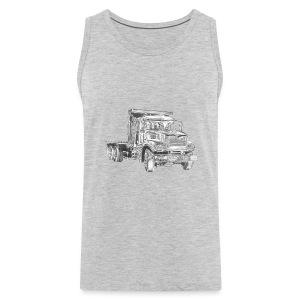 Flatbed Truck - Men's Premium Tank