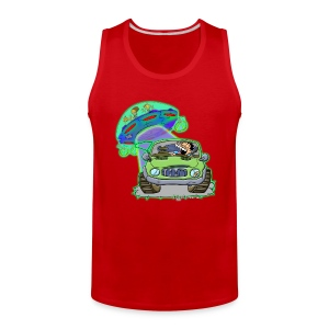 Ongher's UFO - Men's Premium Tank