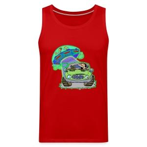 Ongher's UFO - Men's Premium Tank