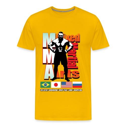 Mix Martial Arts - Men's Premium T-Shirt
