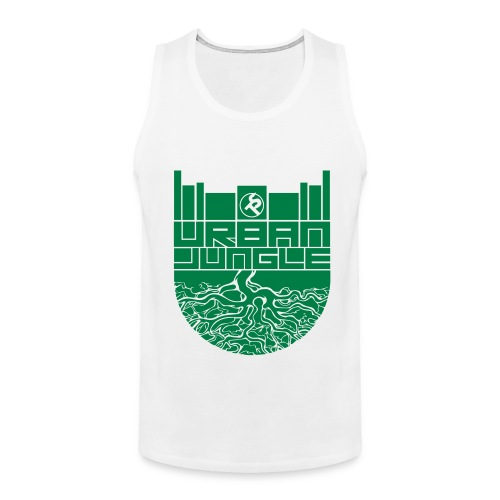 Urban Jungle Tank - Men's Premium Tank