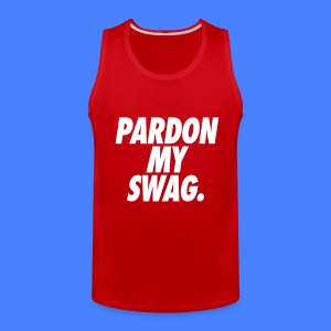 Pardon My Swag T-Shirts - stayflyclothing.com - Men's Premium Tank