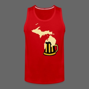 Great Beer, Great Times - Men's Premium Tank