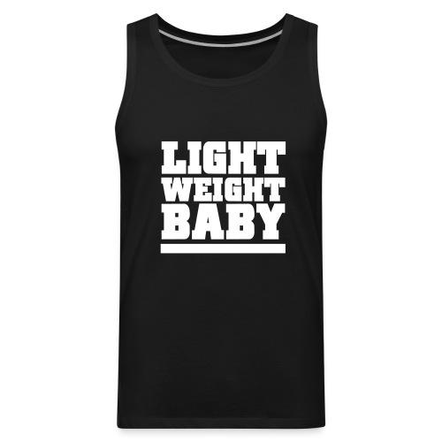 Light weight baby | Mens tank - Men's Premium Tank