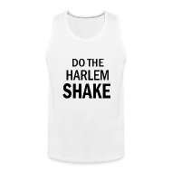 Sportswear ~ Men's Premium Tank ~ Harlem Shake Tanktop
