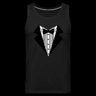Sportswear ~ Men's Premium Tank ~ Great Tuxedo