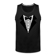 Sportswear ~ Men's Premium Tank ~ Great Tuxedo