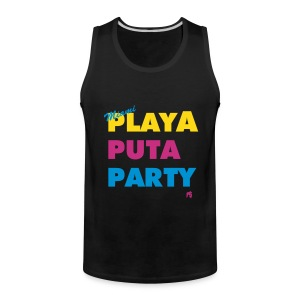 Miami Motto Tank - Men's Premium Tank