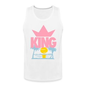 KING 'Beach Weather Tank Top - Men's Premium Tank