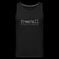 Sportswear ~ Men's Premium Tank ~ freeFall Logo Men's Tank