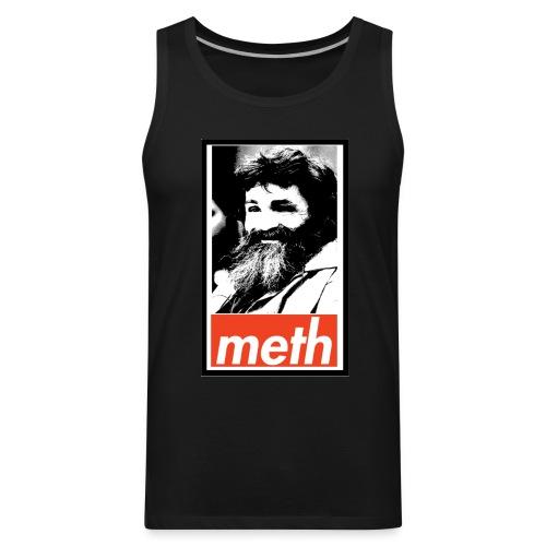 Manson's Meth Tanktop - Men's Premium Tank