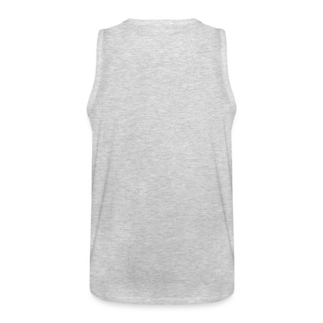 Unheard Voices Magazine Tank Top (Grey) Men