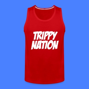 Trippy Nation T-Shirts - stayflyclothing.com - Men's Premium Tank