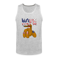 Tank Tops ~ Men's Premium Tank Top ~ Nope Tank