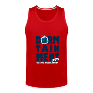 Tank Tops ~ Men's Premium Tank Top ~ DT Tank Top-Men
