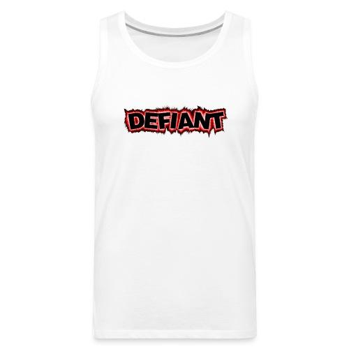Men's Defiant Tanktop - Men's Premium Tank