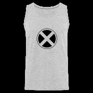 Sportswear ~ Men's Premium Tank ~ X logo