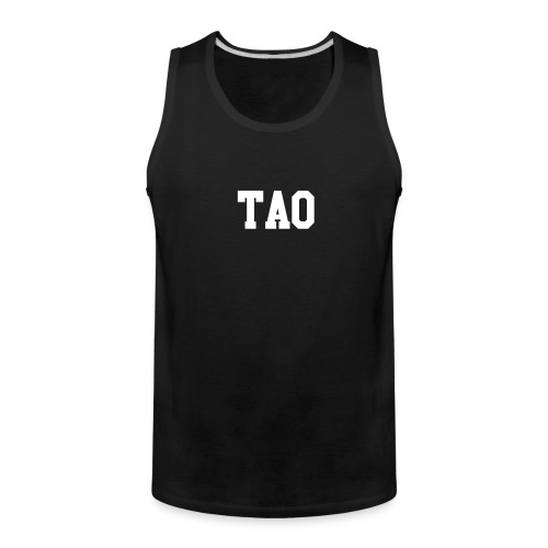 Tao Wolf Team Double Sided - Men's Premium Tank