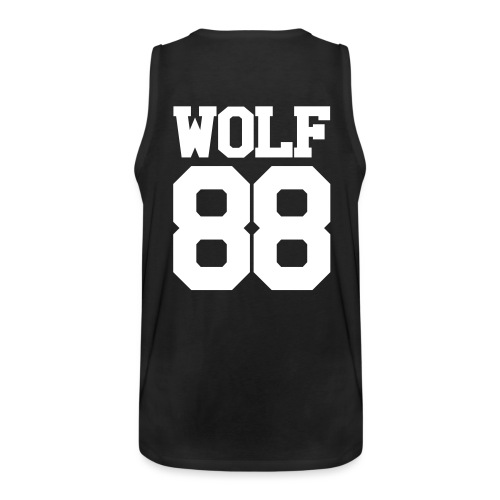 Xiumin Wolf Team Double Sided - Men's Premium Tank